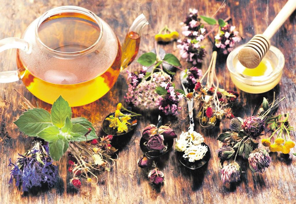 Цілющий чай з Карпат