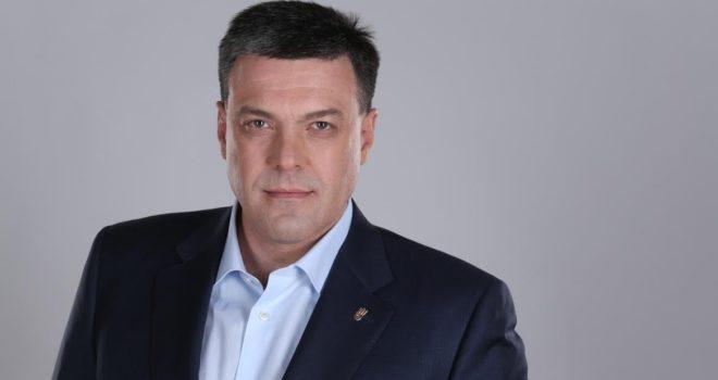 Олег Тягнибок відвідає Вінницю