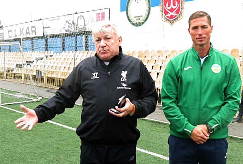 Команду «Нива» покинули головний тренер та президент?