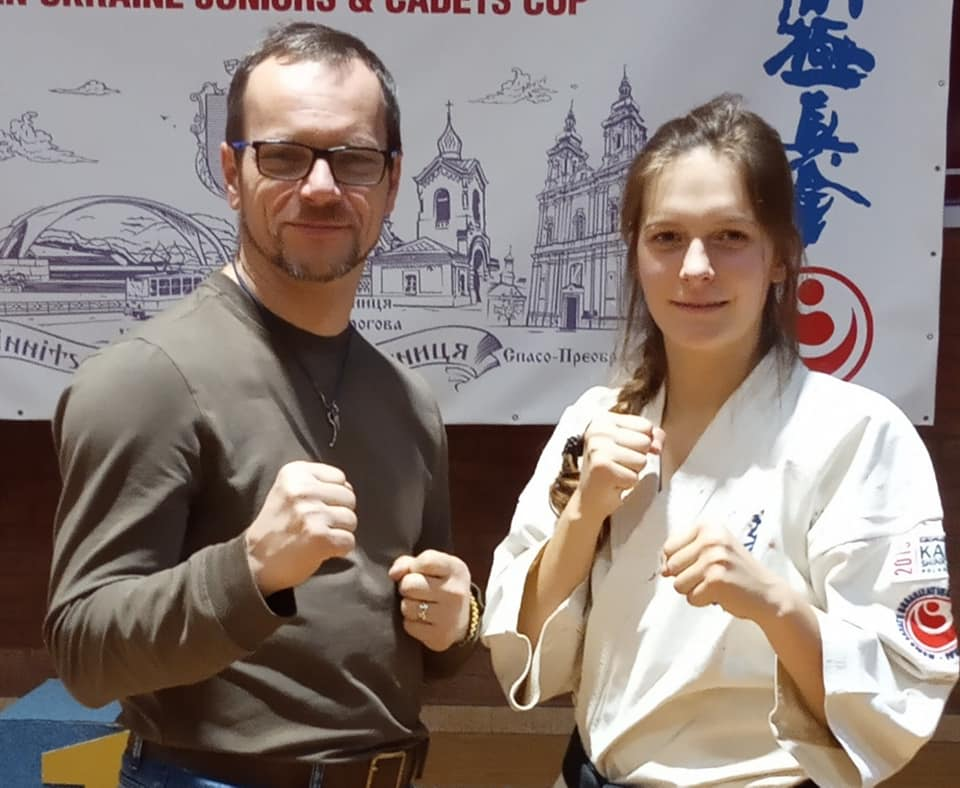 Спортсменка з Вінниччини здобула Кубок України