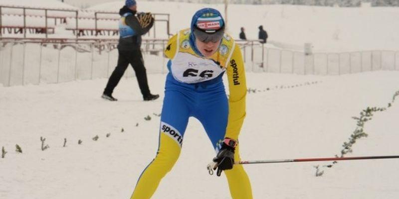 Біатлоніст з Вінниччини здобув бронзову медаль